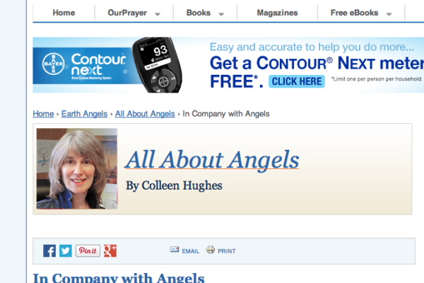 Guideposts Angels Blog