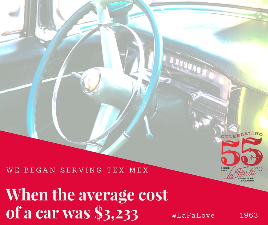 La Fiesta Started Serving Tex Mex