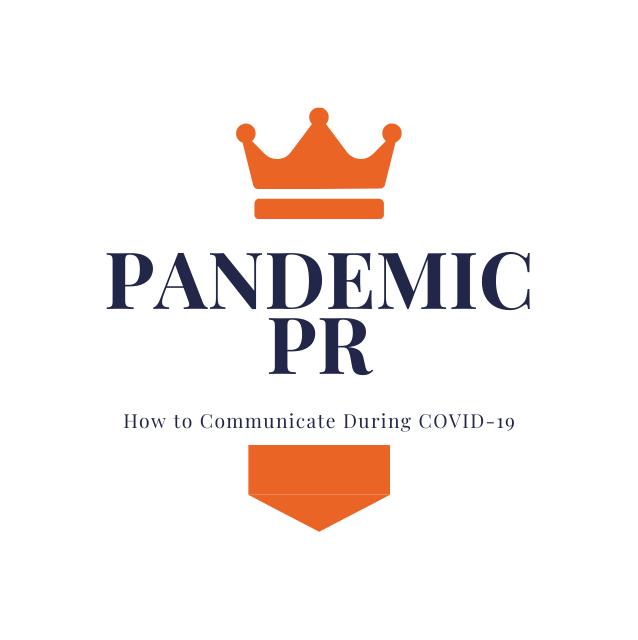 Pandemic PR